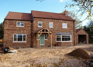 Thumbnail 5 bed detached house for sale in Wobeck Lane, Melmerby, Ripon