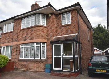 Thumbnail 3 bed semi-detached house for sale in Werneth Hall Road, Clayhall, Ilford