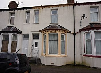 Thumbnail 3 bedroom terraced house for sale in Woolman Road, Blackpool
