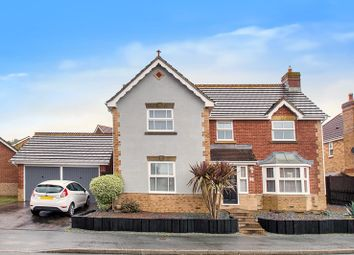 Thumbnail 4 bed detached house for sale in Boniface Close, Stone Cross, Pevensey