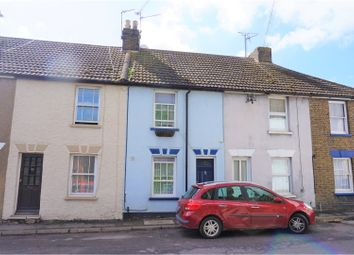 Thumbnail 2 bedroom terraced house for sale in The Street, Upchurch, Sittingbourne