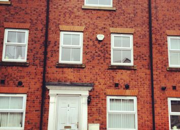 Thumbnail 4 bed town house to rent in Littlebrook Close, Bolton