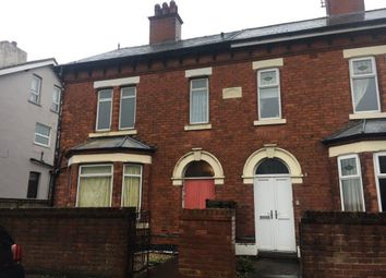 Thumbnail 1 bed flat to rent in Southwell Lane, Kirkby-In-Ashfield, Nottingham