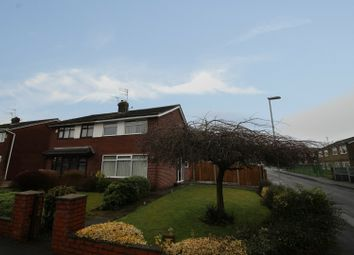 Thumbnail 3 bed semi-detached house for sale in Taunton Road, Oldham, Lancashire