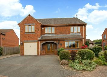 Thumbnail 5 bed detached house for sale in Aconbury Close, Worcester