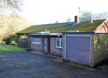 Thumbnail 3 bed detached bungalow for sale in Lower Broad Oak Road, West Hill, Ottery St. Mary