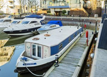 Chelsea Harbour, Chelsea SW10. 2 bed houseboat