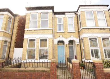 Thumbnail 3 bed terraced house to rent in Glencoe Street, Hull