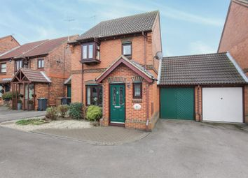 Thumbnail 3 bedroom link-detached house for sale in Gleneagles Drive, Luton