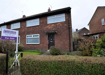 Thumbnail 2 bed semi-detached house for sale in Burns Avenue, Bury