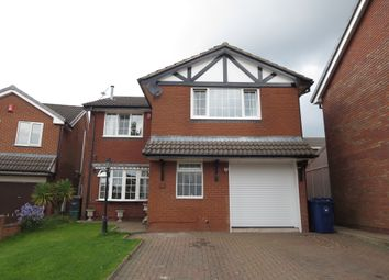 4 bed detached house for sale in Sterndale Drive, Westbury Park, Newcastle ST5