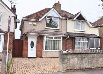 Thumbnail 2 bed semi-detached house for sale in Richmond Road, Swindon