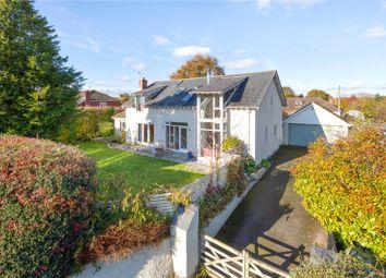 Thumbnail 4 bed detached house for sale in Sandy Lane, Brampford Speke, Exeter, Devon