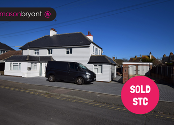 Thumbnail 5 bed detached house for sale in Channel View Road, Pevensey Bay