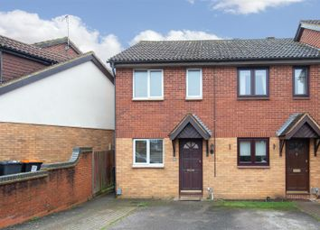 Thumbnail 2 bed end terrace house for sale in Russell Road, Toddington, Dunstable