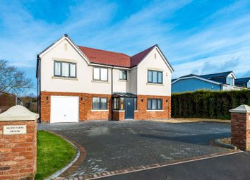 Thumbnail 5 bed detached house for sale in Parrs Lane, Aughton, Ormskirk
