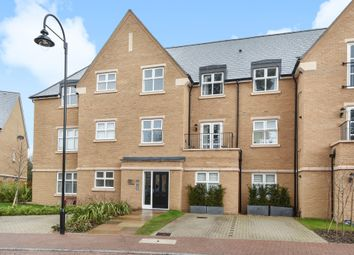 Thumbnail 2 bed flat for sale in Queenswood Crescent, Englefield Green, Egham