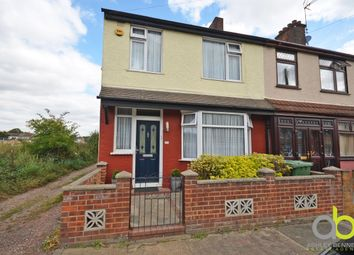 3 bed end terrace house for sale in Rosebery Road, Grays RM17