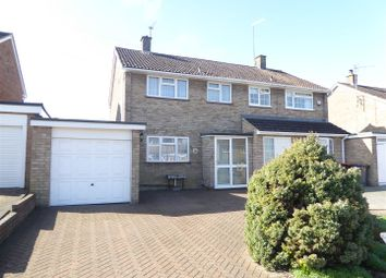 Thumbnail 3 bed semi-detached house for sale in Appleby Gardens, Dunstable
