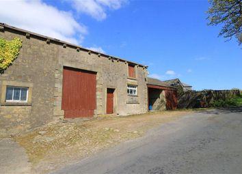 Thumbnail Barn conversion for sale in Higher Road, Longridge, Preston