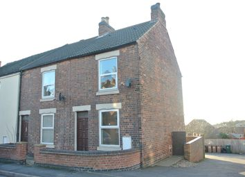 Thumbnail 2 bed end terrace house to rent in Oversetts Road, Newhall, Swadlincote