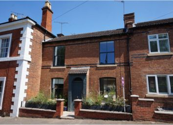 Thumbnail 4 bed terraced house for sale in Clapham Terrace, Leamington Spa