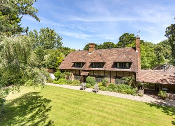 Thumbnail 7 bed semi-detached house for sale in Main Road, Colden Common, Winchester, Hampshire