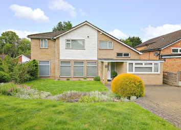 Thumbnail 4 bed detached house for sale in Hawthorne Road, Radlett