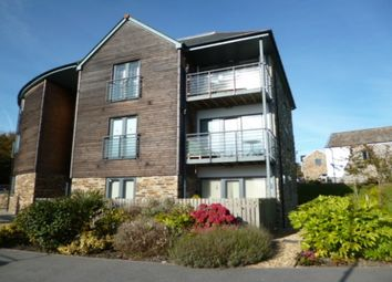 Thumbnail 2 bed flat to rent in Charlestown Road, Charlestown, St. Austell