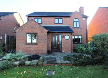 Thumbnail 4 bedroom detached house for sale in Spinney Hill, Melbourne, Derby