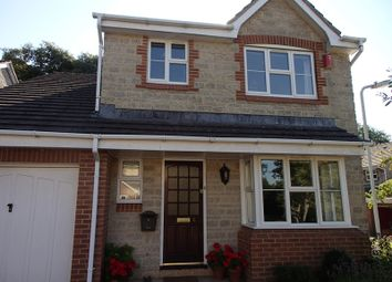 Thumbnail 4 bed detached house for sale in Crease Close, Wells, Somerset