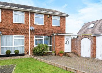 Thumbnail 4 bedroom semi-detached house for sale in Gareth Close, Worcester Park