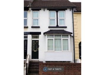 Thumbnail 4 bed terraced house to rent in Canterbury Street, Gillingham