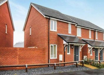 Thumbnail 2 bed end terrace house for sale in Heritage Road, Hill Barton Vale, Exeter