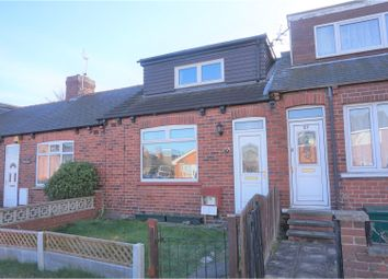 Thumbnail 2 bed terraced bungalow for sale in George Street, Wakefield