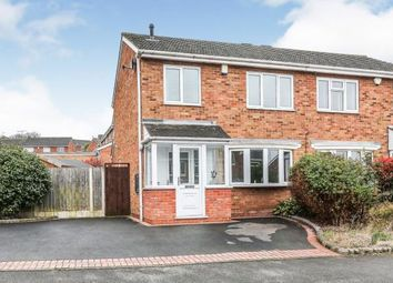 3 bed semi-detached house for sale in Julius Drive, Coleshill, Birmingham, . B46