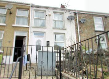 2 bed terraced house for sale in Wern Road, Ystalyfera, Swansea SA9