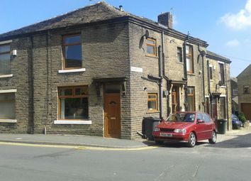 Thumbnail 1 bedroom terraced house for sale in Chapel Street, Queensbury, Bradford, West Yorkshire