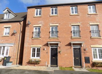 Thumbnail 4 bed end terrace house for sale in Warburton Close, Barnton, Northwich