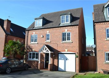 Thumbnail 6 bed detached house for sale in Foxwood Drive, Binley Woods, Coventry, Warwickshire
