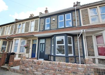 Thumbnail 4 bed terraced house for sale in Berkeley Road, Fishponds, Bristol