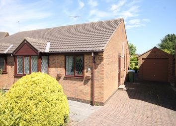 Thumbnail 2 bed semi-detached bungalow for sale in Percy Road, Hunmanby, Filey