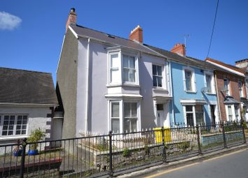 Thumbnail 5 bedroom semi-detached house for sale in Napier Street, Cardigan