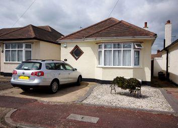 Thumbnail 2 bedroom detached bungalow for sale in Elm Close, Shoeburyness, Southend-On-Sea