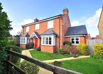 Thumbnail 4 bed detached house for sale in Broad Meadow, Leonard Stanley, Stonehouse