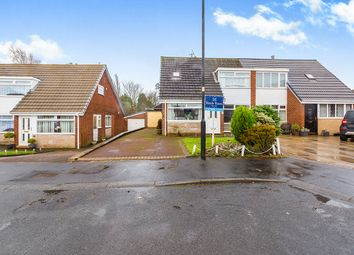 Thumbnail 2 bed semi-detached house for sale in Fernbank, Chorley