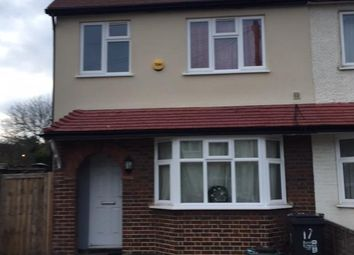 Thumbnail 5 bed semi-detached house to rent in Ronelean Road, Surbiton