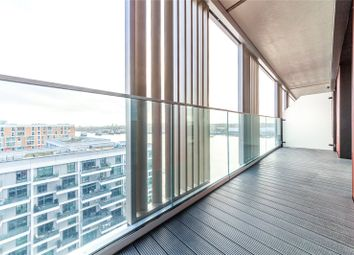 Marco Polo Tower, 6 Bonnet Street, Royal Wharf E16. 1 bed flat for sale