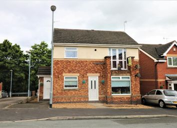 Thumbnail 2 bed flat for sale in Shakespeare Close, Milton, Stoke On Trent
