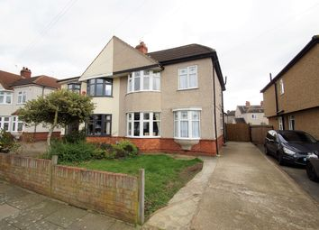Thumbnail 5 bed semi-detached house for sale in Somerhill Avenue, Sidcup